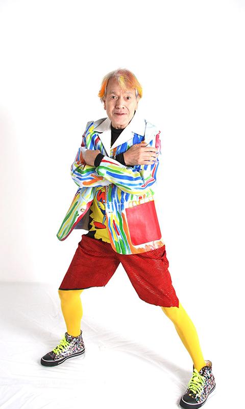 志茂田景樹先生
