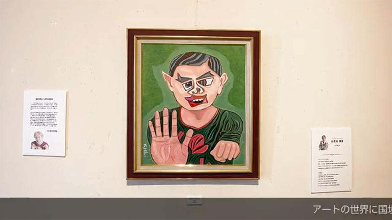 KSAC Valentine Art Festa 2021 出品作家作品紹介動画